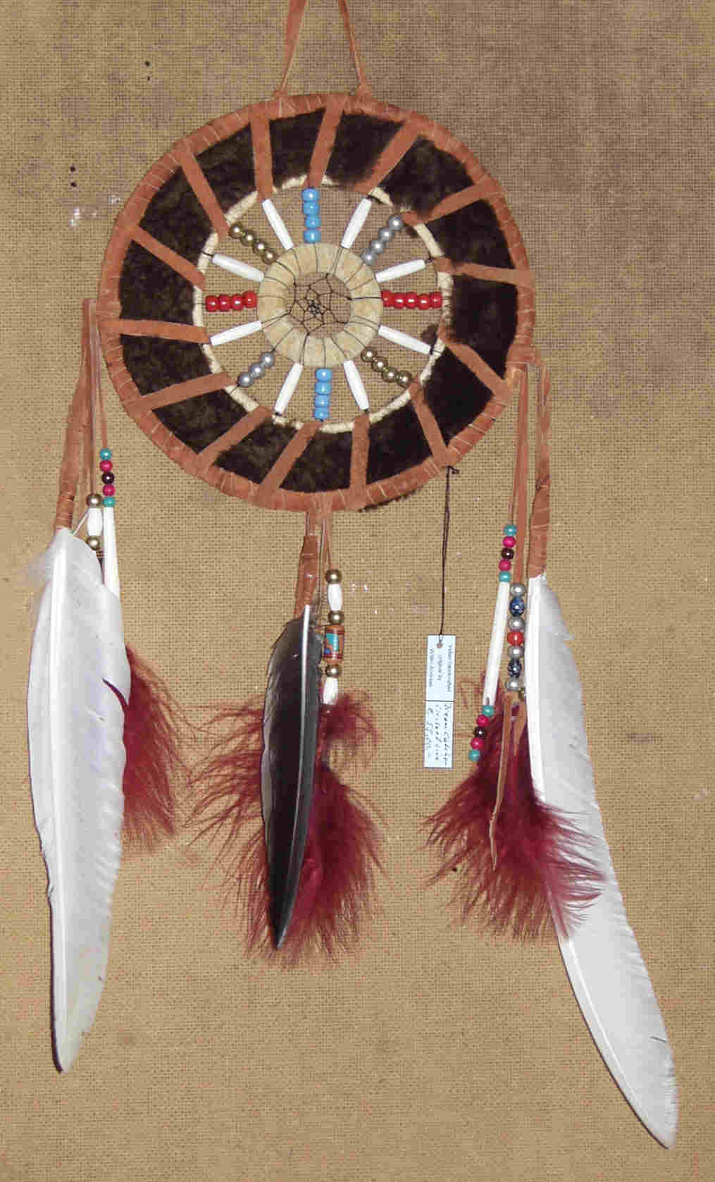 Dream Catcher Circle of live. Richtpreis  €  55.-